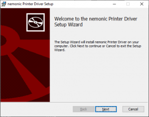 2. Disconnect the USB connection and reinstall the printer driver.